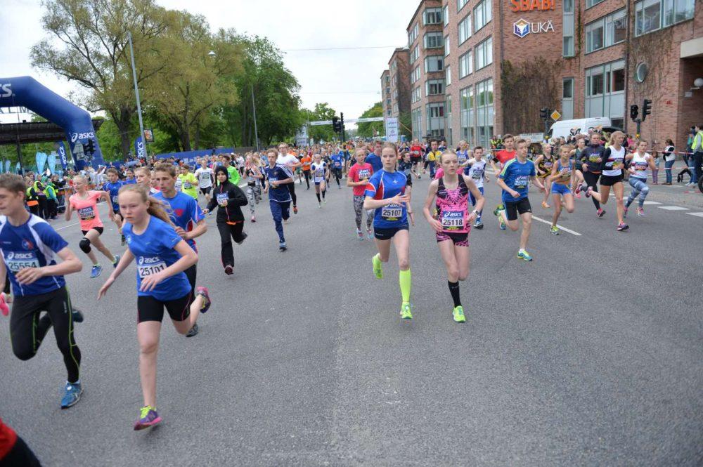Stockolmi noortemaraton