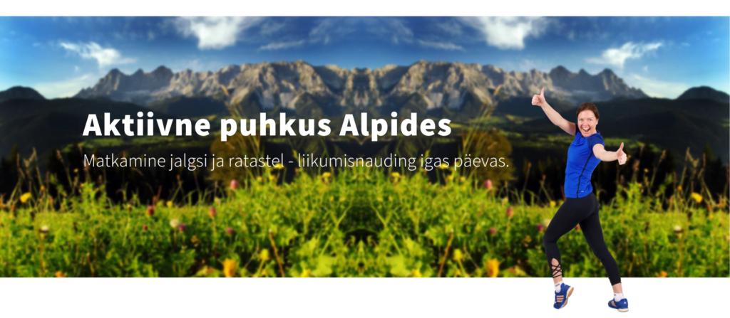 Puhkus Austria Alpides