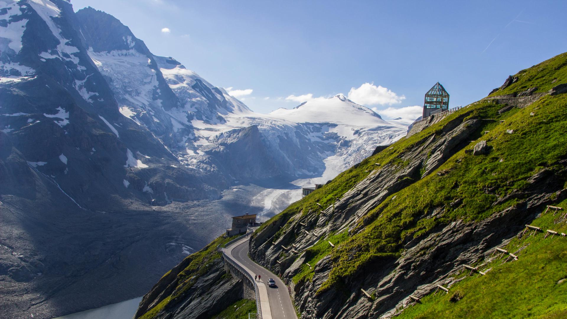 Alpitee aina kaunimate vaadetega