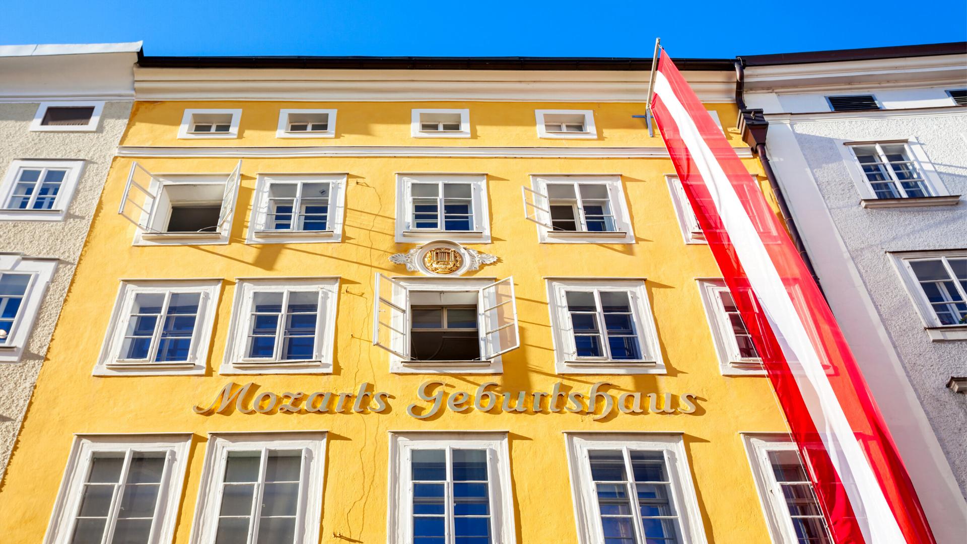 Mozarti muuseum - kaasakiskuv teekond